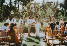 ANA & JUAN WEDDING by Visesa Ubud