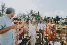 ANA & JUAN WEDDING by Visesa Ubud