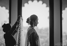 Abhishek + Srishti  by Desert Pearl Entertainment