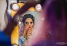 Abhishek + Srishti  by Desert Pearl Entertainment