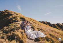 Destination Photography - Valerie & Alvin by Knotties Frame