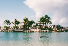 Caribbean Dream Wedding on the Beach by Ladies & Lord