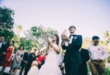 Wedding  // Steve + Ivana by Apel Photography