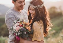 Destination Photography - Clara & Wei Chang by Knotties Frame