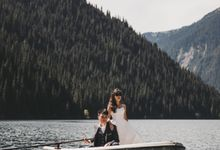 Destination Photography - Yi Ling & Marcus by Knotties Frame