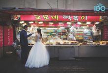 Seoul Destination Outdoor Photography by IDOWEDDING