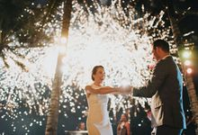 Alex & James by Destination Wedding Bali