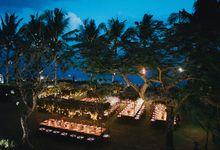 Alex & James by Destination Wedding Bali