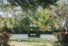 Kristina & Mark by Destination Wedding Bali