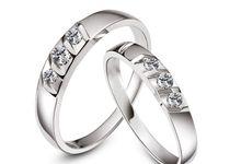 Tiaria Destiny Diamond Ring Perhiasan Cincin Pernikahan Emas dan Berlian by TIARIA