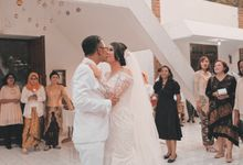 Wedding of Destiyani and Dimas by Le Clemmie by Amelia