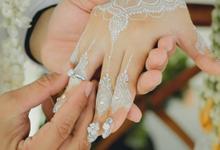 The Wedding Desya & Dika by Villa Srimanganti