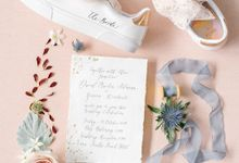 David & Jessica by Eventstory Wedding Planner