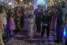 Wedding Day of Dewa & Sandra by D'banquet Pantai Mutiara