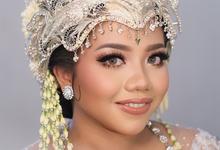 Wedding Sella & Fitra by Dewi Julia Lestari
