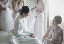 Dexter & Dessy Wedding by Hilda by Bridestory