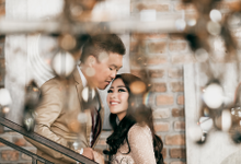 Pre-wedding of H&L by Dexterite Makeup Artist