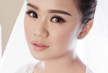 Bali Bride - Elegant Makeup and Hair styling by Dexterite Makeup Artist