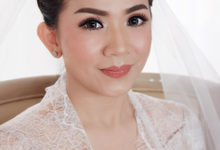 Beautiful Bride Christine by Dexterite Makeup Artist
