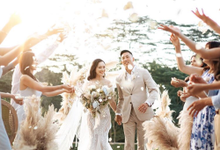 Ubud Wedding of Si Duong and Lily by Dexterite Makeup Artist