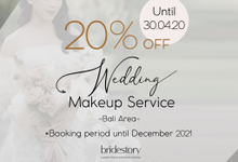 SPECIAL OFFER 20%OFF  by Dexterite Makeup Artist