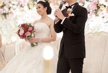 Wedding Of David & Fara by IKK Wedding Venue