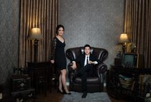 Marco & Yohanna Pre Wedding by MariMoto Productions