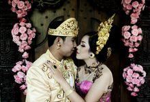 Balinese Prewedding of Radjhu + Sri by DM Photo