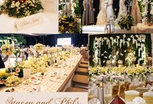 Stacey and Phil Romantic Jazz Wedding by Overdream Production