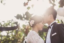 The Wedding of Lok Hin & Vernessa by Moments By Rendy