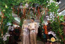 Wedding Ija & Almer by Triple A Organizer