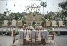 Concert Wedding Concept by Arcana Wedding Planner