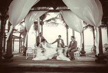 "Amazing Wedding ""The Bride Natalie"" by Yulan Make Up Artist Bali"
