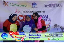 GATHERING ID-SIRTII / CC by Venue Photobooth