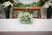 Wedding N & R by dhafma photography