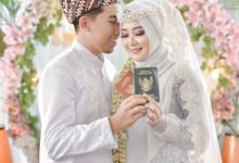 Wedding V & S by dhafma photography