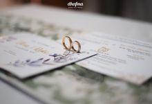 WEDDING U & R by dhafma photography