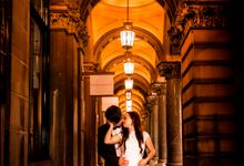 Pre-Wedding - Prenuptial - Engagement - Save the date - Couple by Alodia Oei Photography