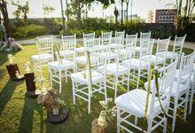 An Amazing Fairy tale Wedding by JW Marriott Hotel Surabaya