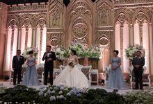 Tobias & Inke Wedding Day by Dodo Liu Wedding Organizer