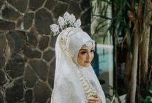 The Wedding of Dhania & Ihsan by DIY Planner