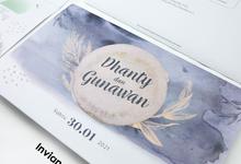 Trifold Invitation by Invian.id