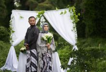 Prewedding Rizka & Andre by Union Stylez