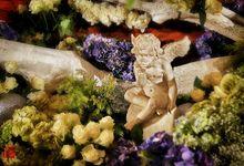 Nusantara Ballroom & Garden 3 by The Dharmawangsa Jakarta