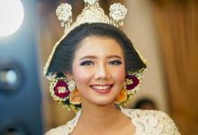 Dhea & Rian di gedung PTIK by Diamond Weddings