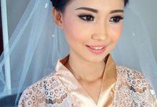 Congratulation.. Happy Bride Mrs. Fifi.. by Oscar Daniel