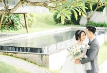 The Wedding of Niko & Ira by Esmeralda Weddings & Decoration