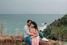 Dhruv and Ankita - Wedding Shoot in Goa - Safarsaga Films by Safarsaga Films