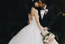 The Wedding of Rico & Debby  by Lavene Pictures