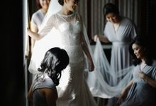 The Wedding of Diah and Alfin by Tabitaphotoworks